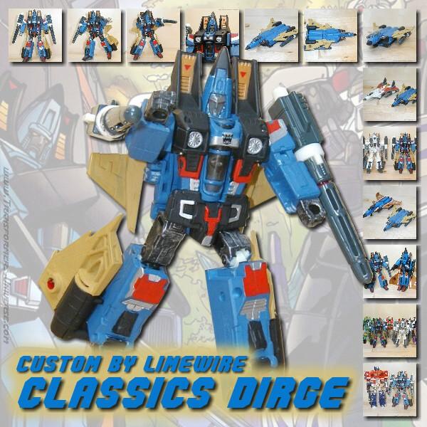 Custom Classics Dirge