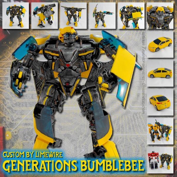 Custom Generations Bumblebee