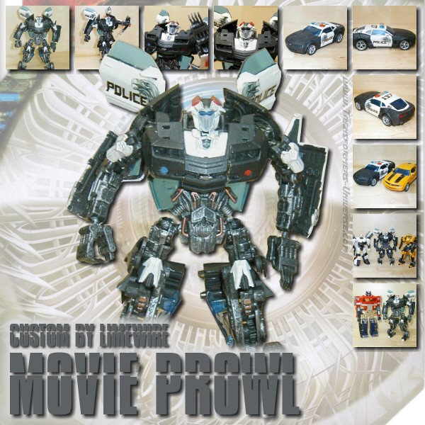 Custom Movie Prowl
