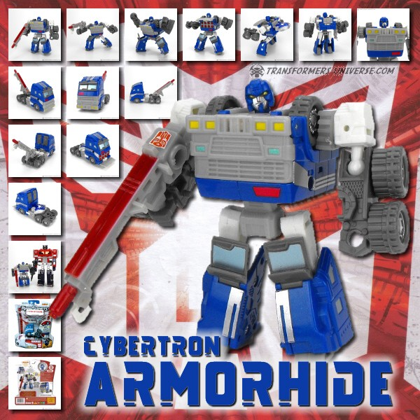 Cybertron Armorhide
