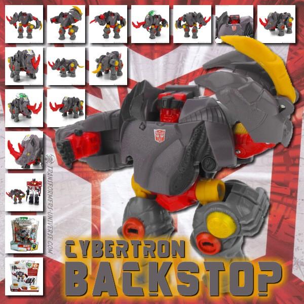 Cybertron Backstop