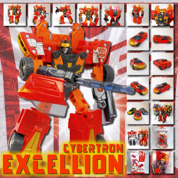 Cybertron  Excellion (2006)