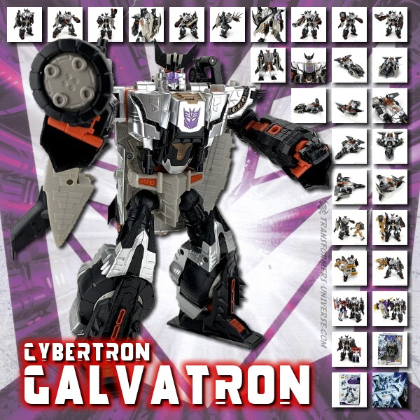 Cybertron Galvatron