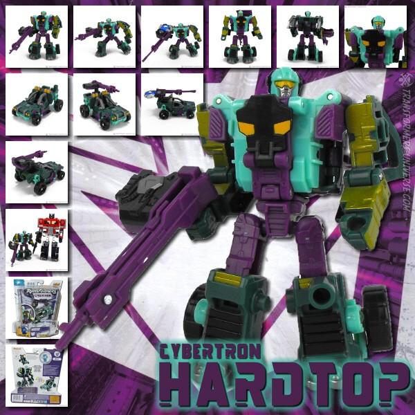 Cybertron Hardtop