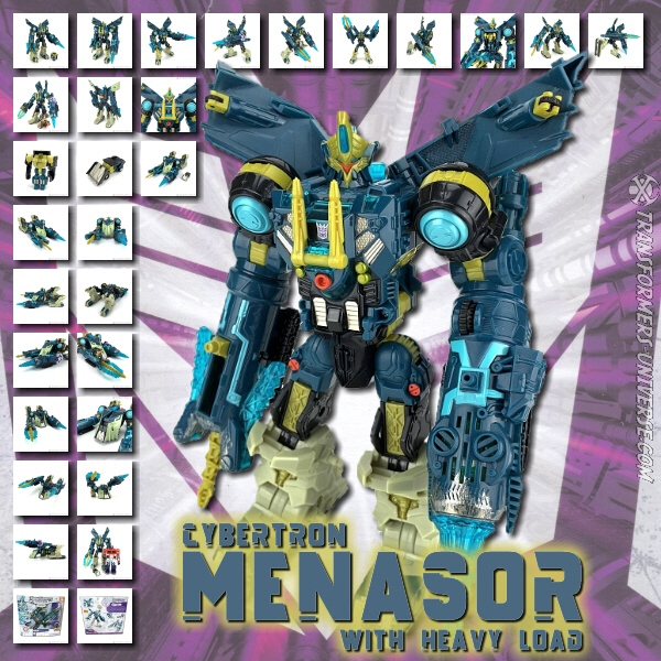 Cybertron Menasor
