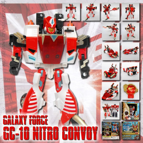 Galaxy Force GC-10 Nitro Convoy