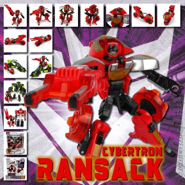 Cybertron Ransack