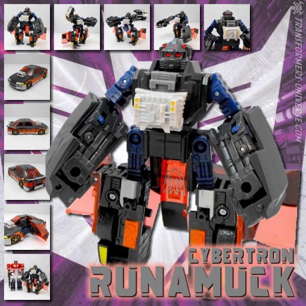 Cybertron Runamuck