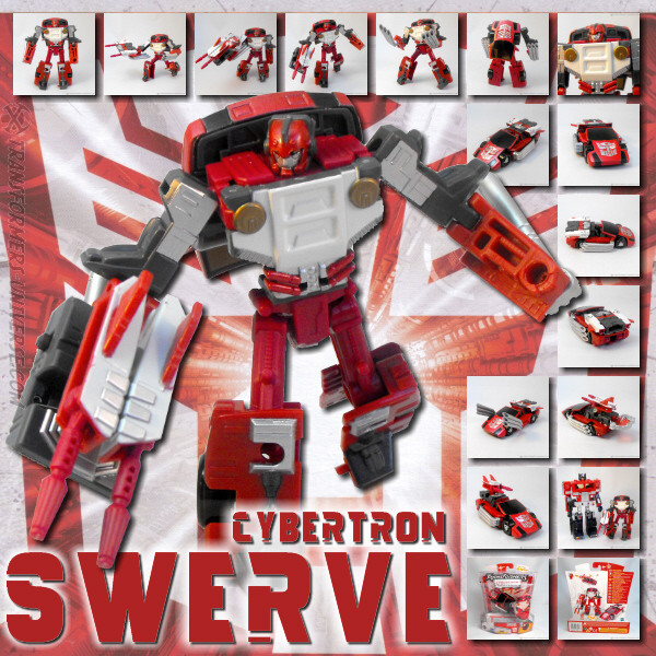 Cybertron Swerve