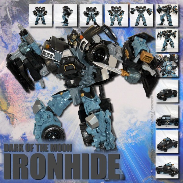 DOTM Ironhide Leader