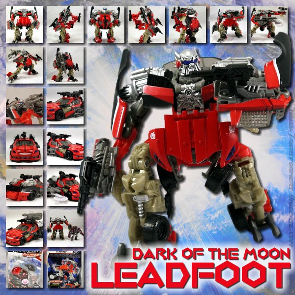 DOTM Leadfoot