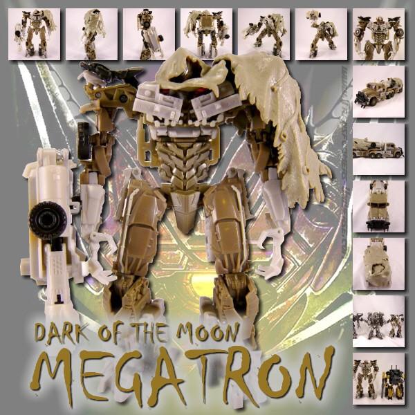 DOTM Megatron