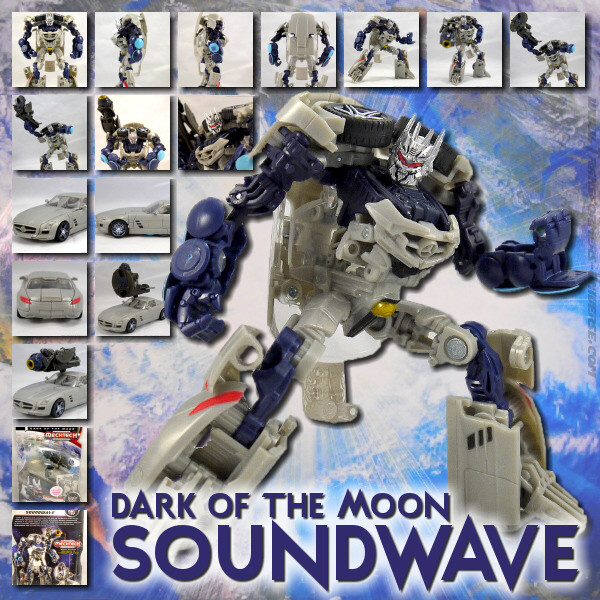DOTM Soundwave