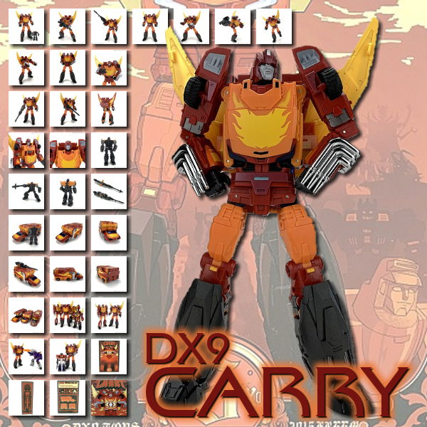 DX9 Carry