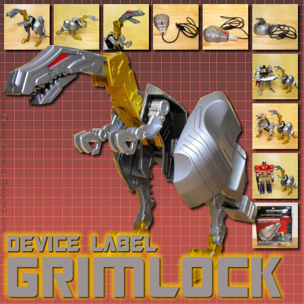Device Label Grimlock