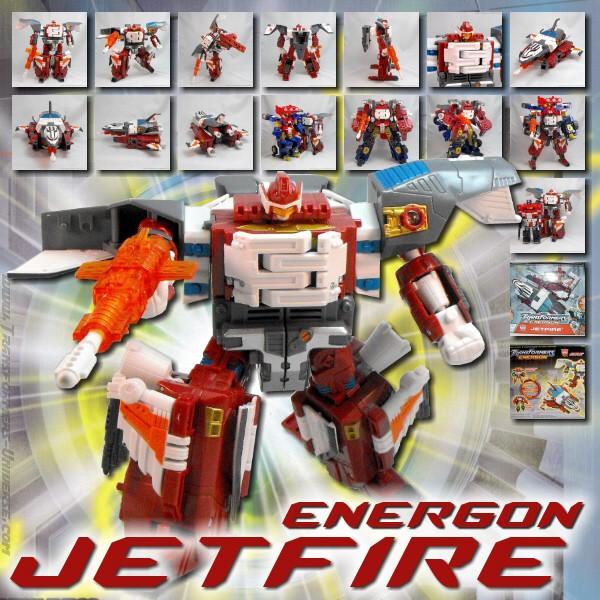 Energon Jetfire