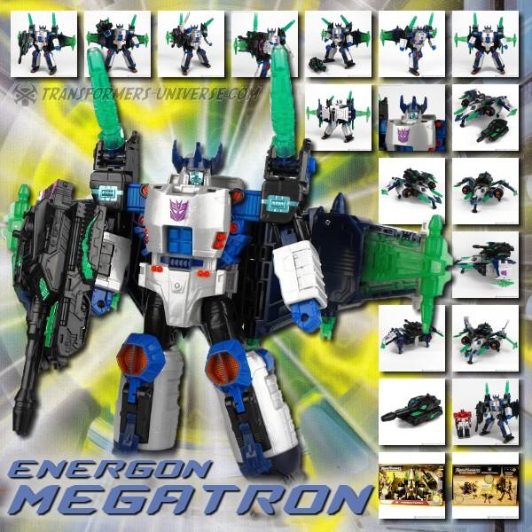 Energon Megatron
