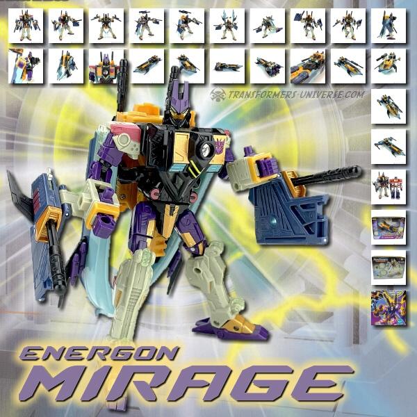 Energon Mirage