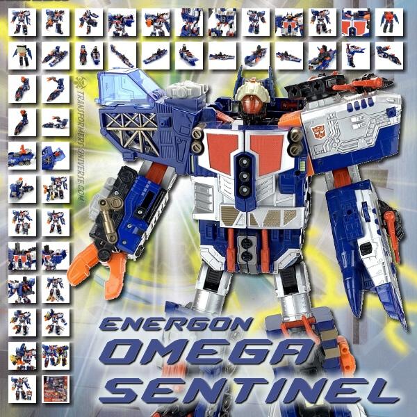 Energon Omega Sentinel