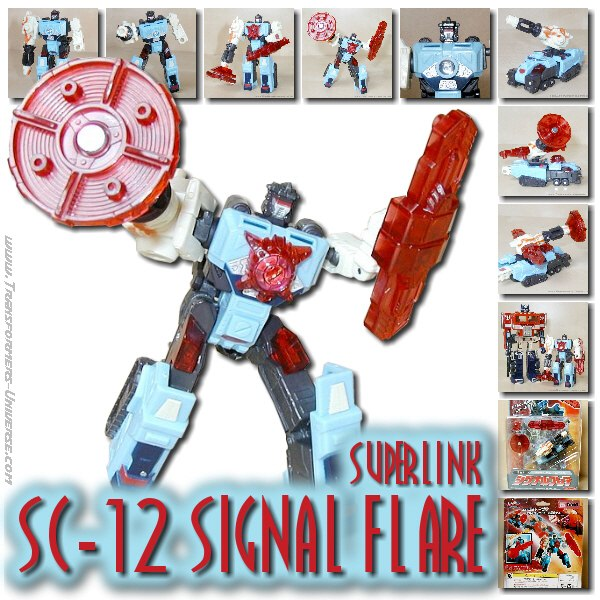 Superlink SC-12 Signal Flare