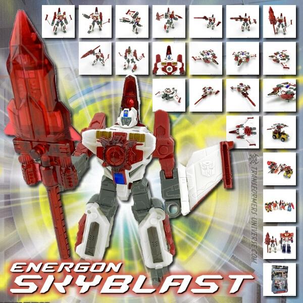 Energon Skyblast
