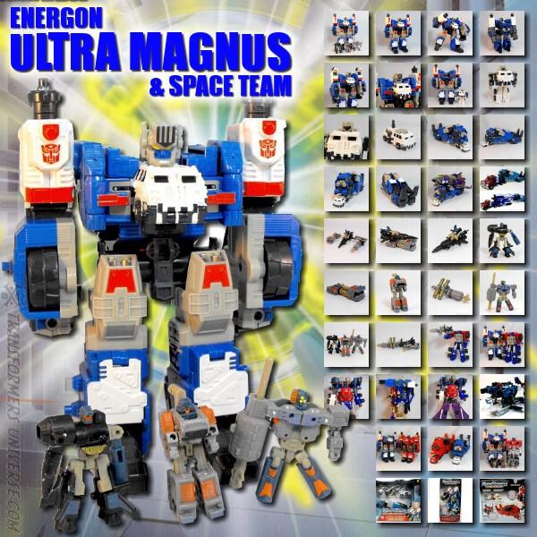 Energon Ultra Magnus