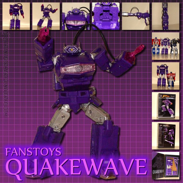 Fantoys FT-03 Quakewave