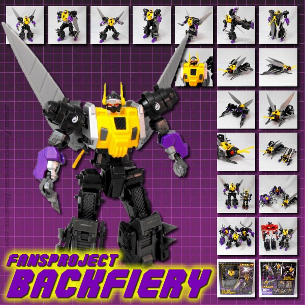 Fansproject Backfiery