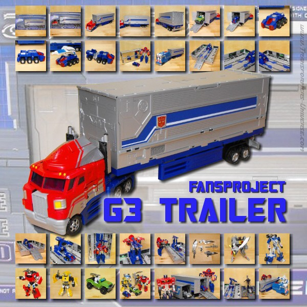 Fansproject G3 Trailer