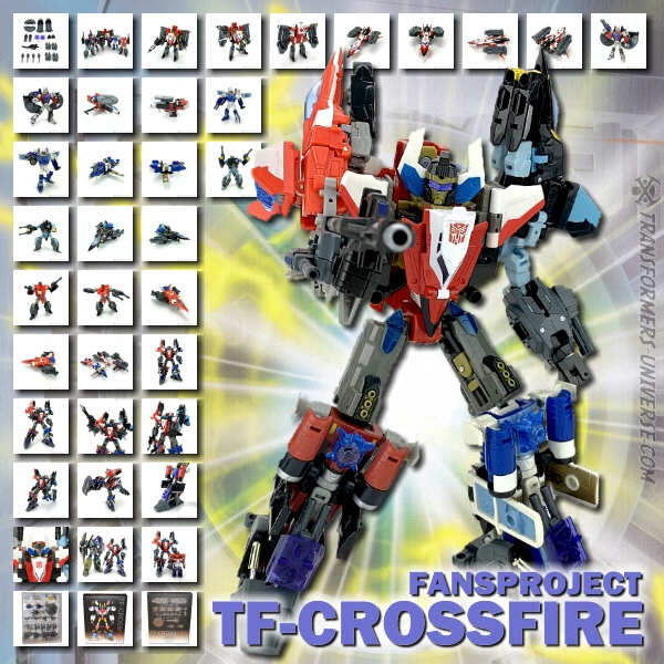 Fansproject TF-Crossfire