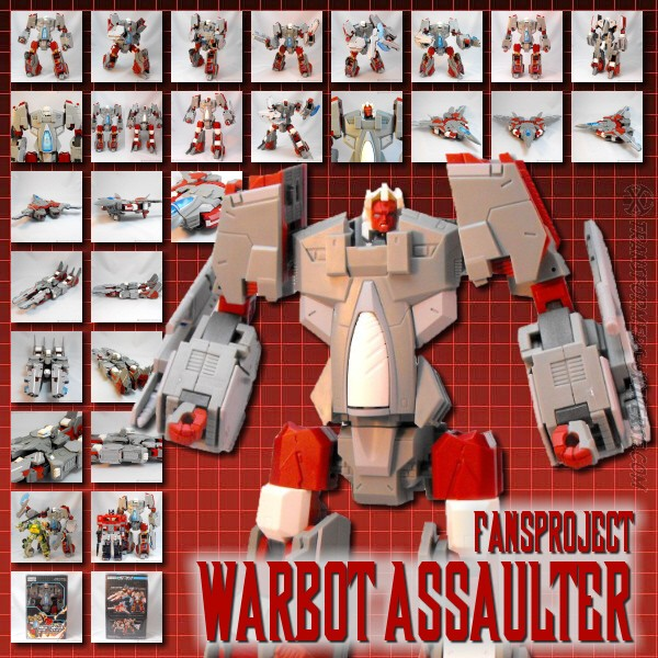Fansproject Warbot Assaulter