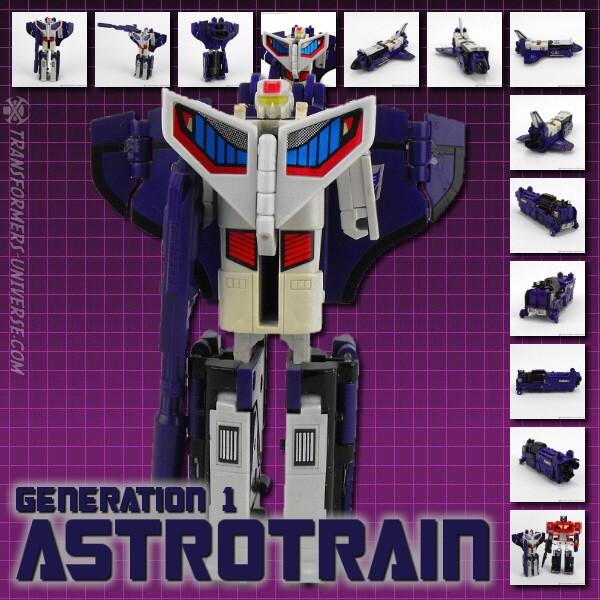 G1 Astrotrain