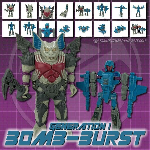 G1 Bomb-Burst