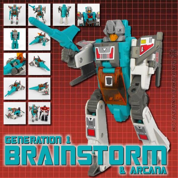 Generation 1  Brainstorm (1987)
