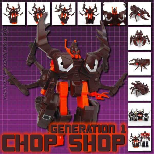 G1 Chop Shop