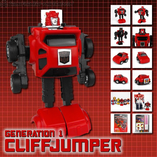 G1 Cliffjumper