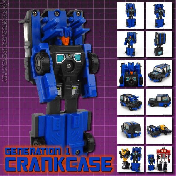 G1 Crankcase