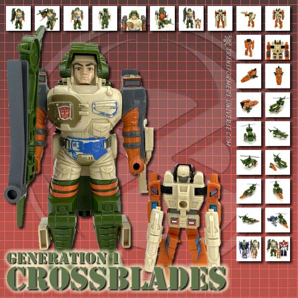 G1 Crossblades