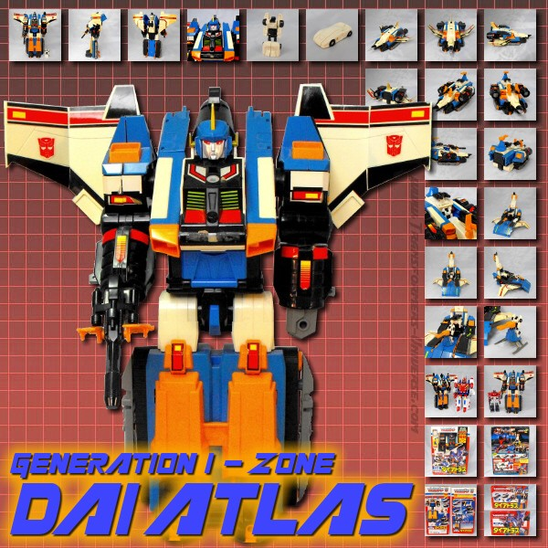 G1 Zone Dai Atlas