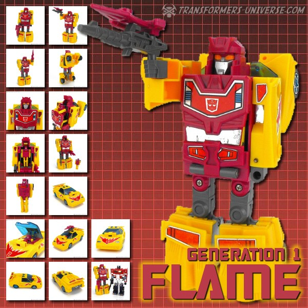 G1 Flame