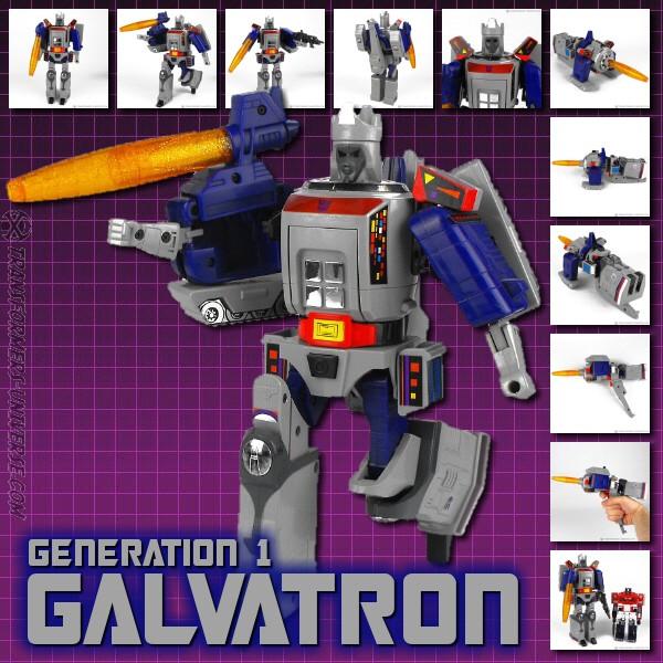 G1 Galvatron