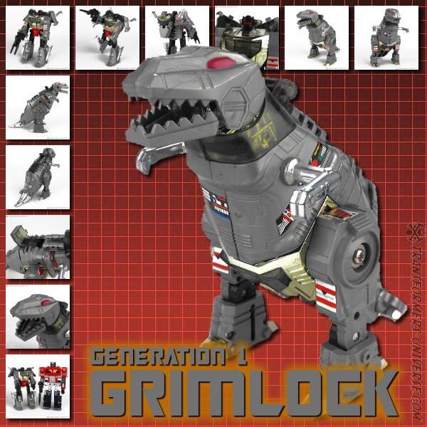 G1 Grimlock