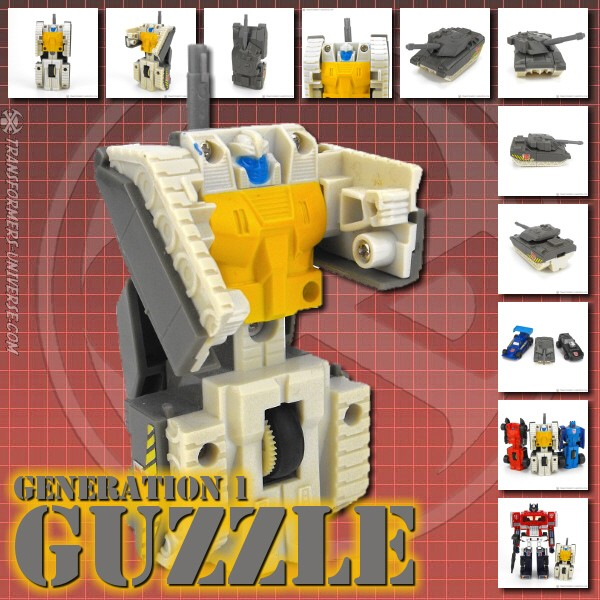 G1 Guzzle
