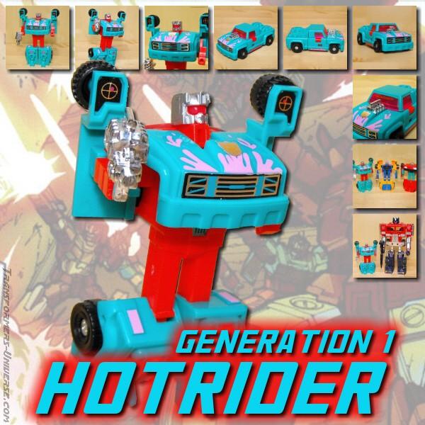 G1 Hotrider