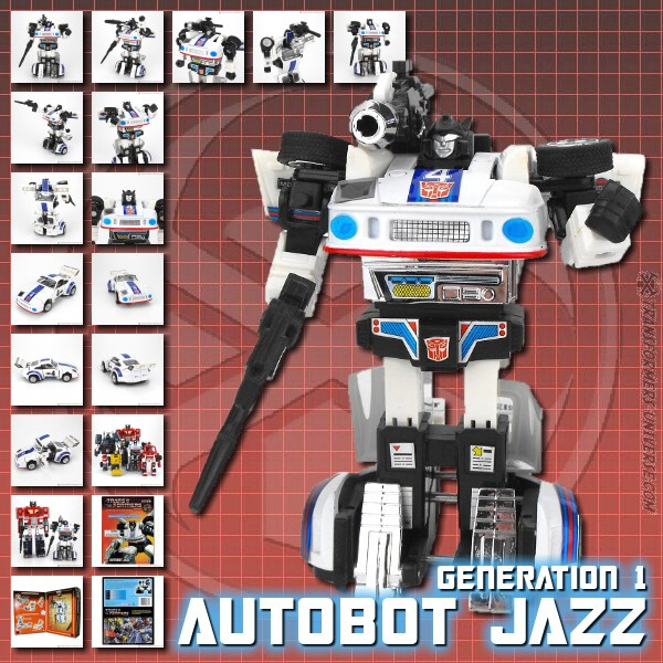 G1 Reissues Commemorative Series Jazz (2003)