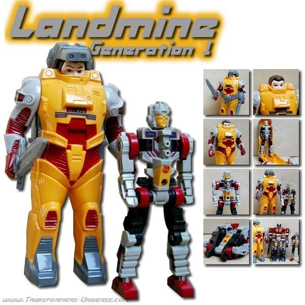 G1 Landmine