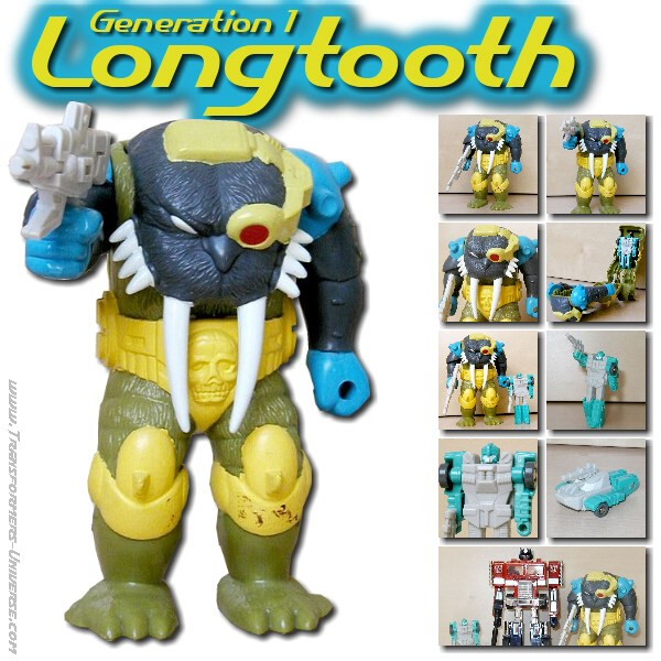 G1 Longtooth