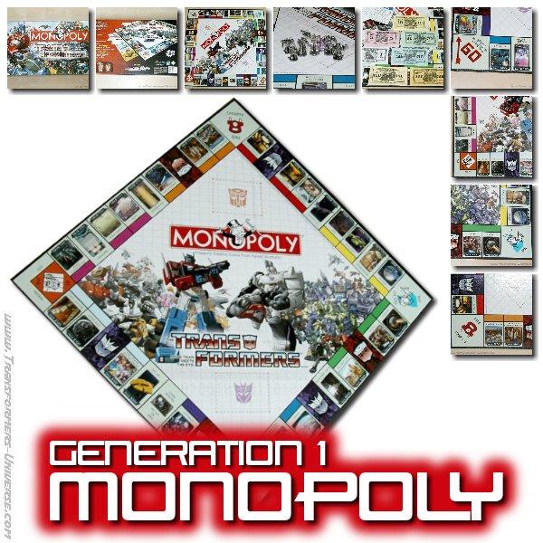 G1 Monopoly