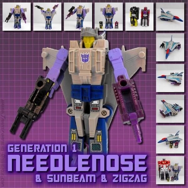G1 Needlenose
