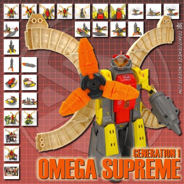 G1 Omega Supreme